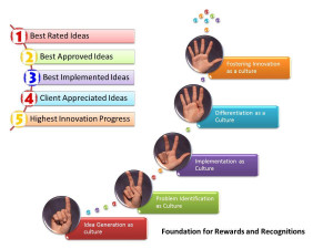 execution and allocated certain resources as innovation champions and ...