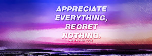 quote quotes regret quotes appreciate quotes regret covers
