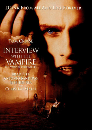 Posters] Interview with a Vampire (1994)