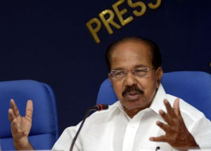 ... policy, says Oil Minister Veerappa Moily. File Photo: Rajeev Bhatt