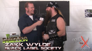 The Black Label Society Zakk Wylde Interview And Photos