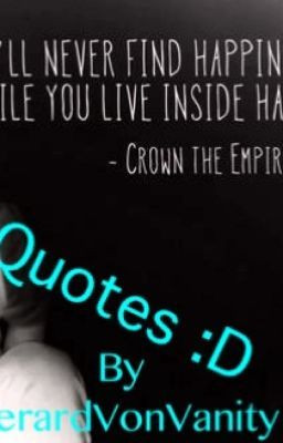 Inspirational Quotes from bands:3