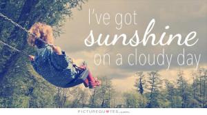 ... Thinking Quotes Sunshine Quotes Positive Attitude Quotes Cloud Quotes