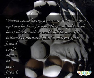 Prodigal Quotes