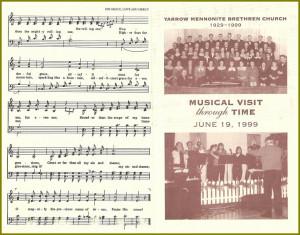 MB Church 70th Anniversary Service