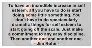 Self Esteem Quotes Sayings