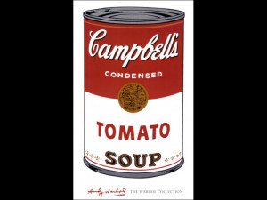 Campbell's Soup I: Tomato c.1968