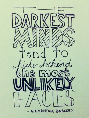 Dark Minds.