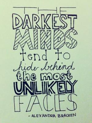 Dark Minds.