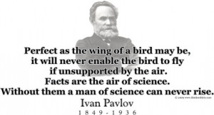 Design #GT215 Ivan Pavlov - Perfect as the wing of a bird may be