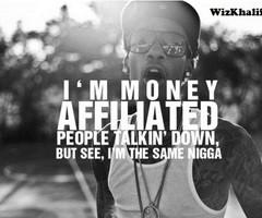 Gang Quotes Wiz Khalifa