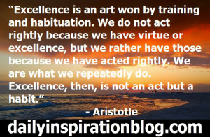 Inspirational Aristotle quotes