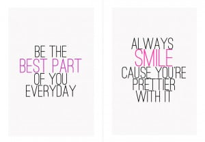 Cute Quotes To Put On Your Bedroom Wall ~ Kiss Me Daisy