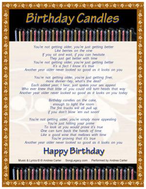 birthday song lyrics from the songs lyrics lyrics amp easy chords for ...