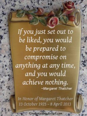 Quotes-about-life-Margaret-Thatcher-achieve-no-compromise