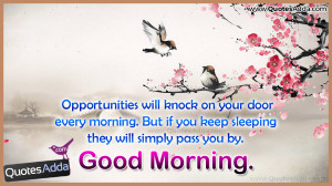 Quotes and Best Wallpapers for Good morning, Daily Good Morning Quotes ...
