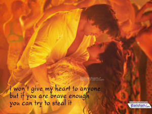 Bollywood Love Quotes Love quotes 2 july '13