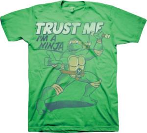 trust-ninja-turtles-mikey-green-shirt