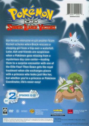 Pokemon DP Sinnoh League Victors