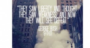 Inspirational September 11th Sayings Quotes