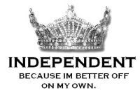 Myspace shiet :: independent.jpg picture by miss_champada ...