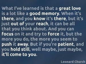 Leonard Church