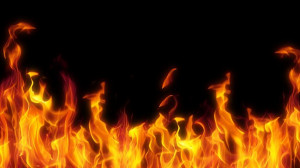 ... sets himself on fire after being refused document to help sick wife