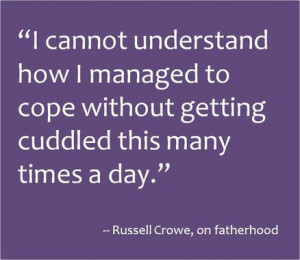 Super Sweet Quotes on Fatherhood From Celebrity Dads