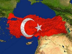 Turkey Country Flag