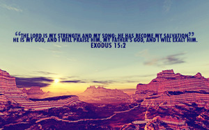 Bible Quotes For Strength 1 images above is part of the best pictures ...