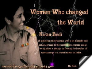 Kiran Bedi Quotes With Pictures
