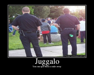 Juggalos Passing The Axe...