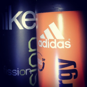 nike #adidas #perfume