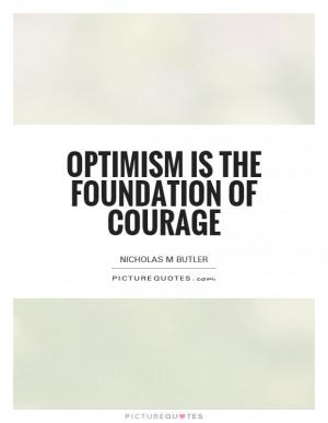 Optimism Quotes