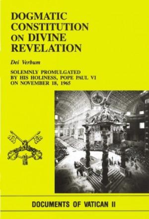 Dogmatic Constitution on Divine Revelation: Dei Verbum: Solemnly ...