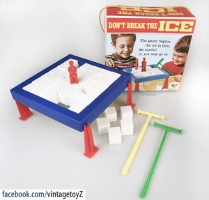 Don Break The Ice Preschool