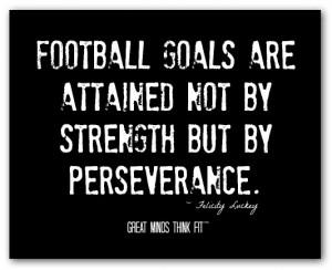 Inspirational Football Quotes Motivational