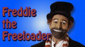 Freddie The Freeloader Made His Debut Red Skelton Television