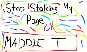 Stop Facebook Stalking Stop stalking me by skyrage123