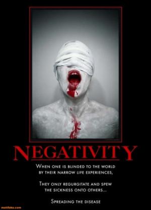 TAGS: negativity anthrax narrow experience spew