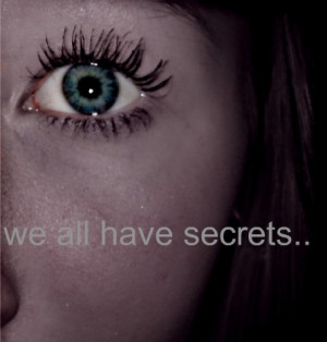 eye, eyes, girl, makeup, quotes, secret, text