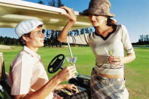 Etiquette tips for gals golfing with men ticks off female golfer