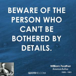 William Feather Quotes