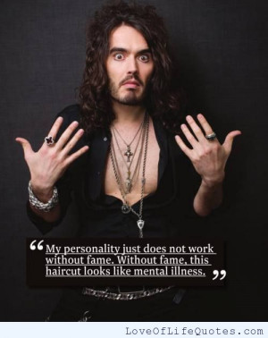 Russell Brand's Love Life