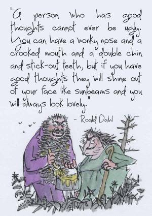 Roald Dahl, The Twits
