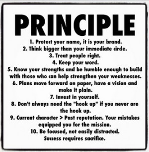 Quotes | Principle...Success requires sacrifice. #social #living #life ...