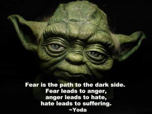 Master Yoda Quotes