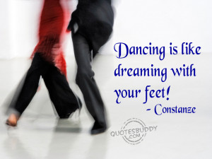 Dancing Quotes Graphics, Pictures