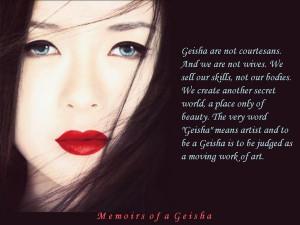 geisha wallpaper by alcnaurewen