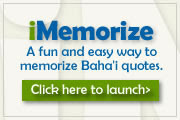 On iMemorize: Beta version of online Baha'i quotes memorization games
